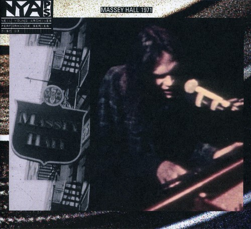 Neil Young-Live at Massey Hall