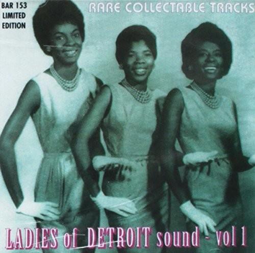 Detroit Ladies 1: Sounds /  Various