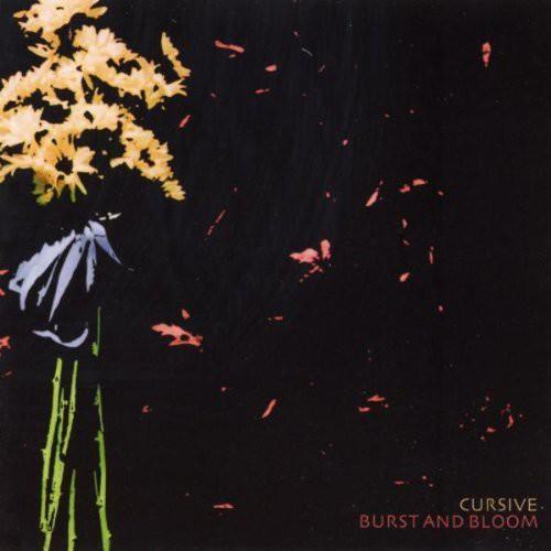 Cursive-Burst and Bloom