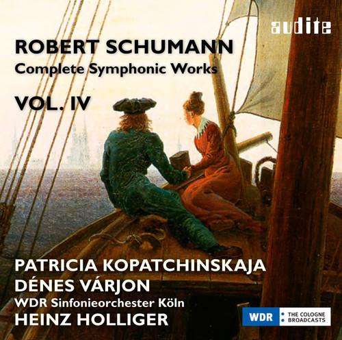 Schumann Complete Symphonic Works 4