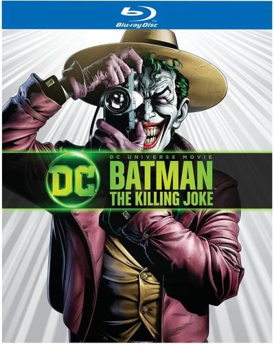 Batman: The Killing Joke [UltraViolet] [Blu-ray/DVD]