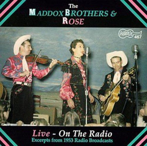 Live on the Radio