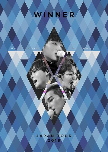We'll Always Be Young (Japan Tour 2018) [Import]