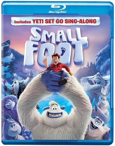 Smallfoot [Blu-ray/DVD]