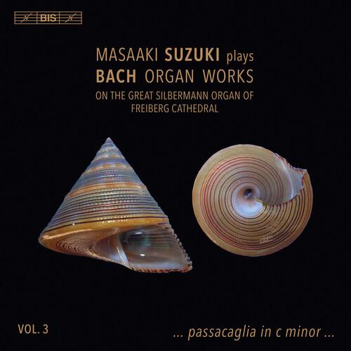 Suzuki Plays Bach Organ 3