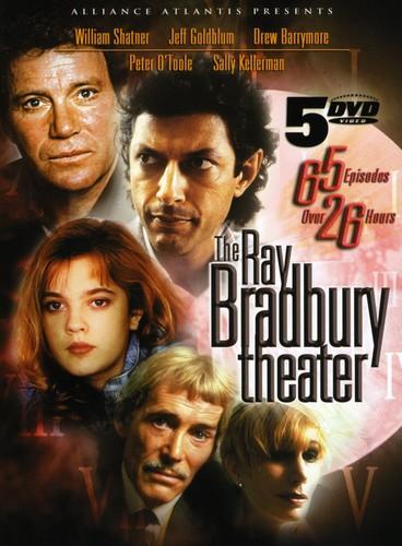 The Ray Bradbury Theater: 5 DVD Set