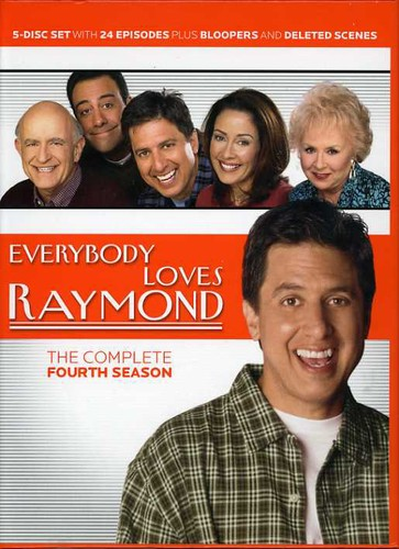 Everybody Loves Raymond: The Complete Fourth Season [Widescreen] [5 Discs]