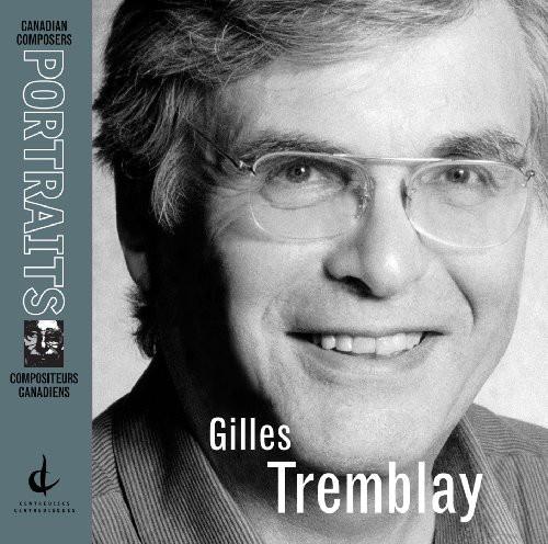 Gilles Tremblay Portrait