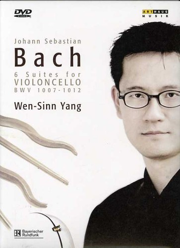 Bach: 6 Suites for Violincello