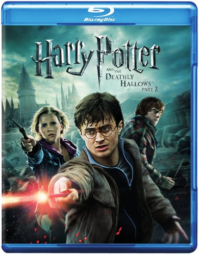 Harry Potter and the Deathly Hallows, Part 2 [3 Discs] [Blu-ray/DVD]