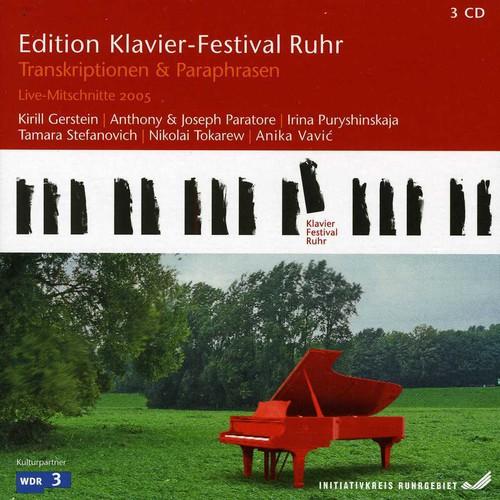 Edition Klavier-Festival Ruhr: Transcriptions