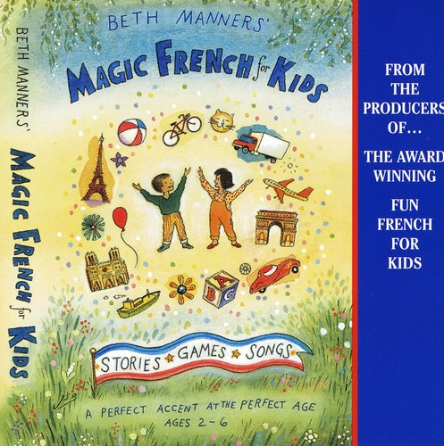 Magic French for Kids