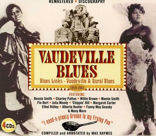 Vaudeville Blues 1919-1941 /  Blues Links: Vaudeville and Rural Blues