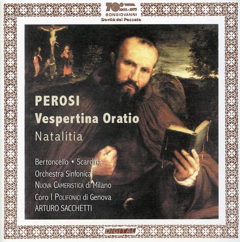Vespertina Oratio /  Oratorio Per Solo /  Cori Ed
