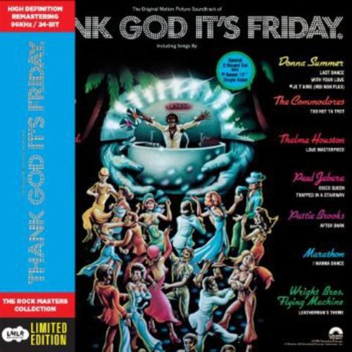 Thank God It's Friday (Original Soundtrack)