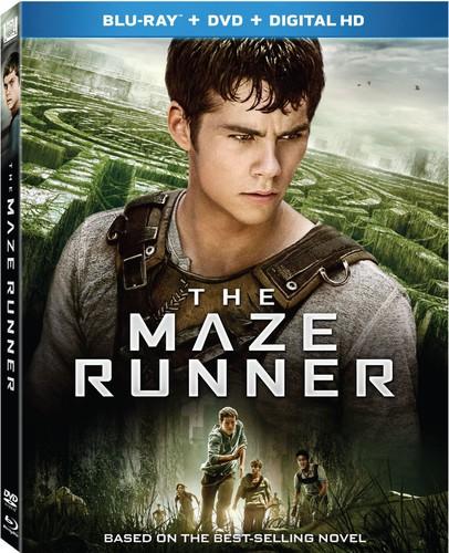Maze Runner [2 Discs] [Ultraviolet] [Blu-ray]