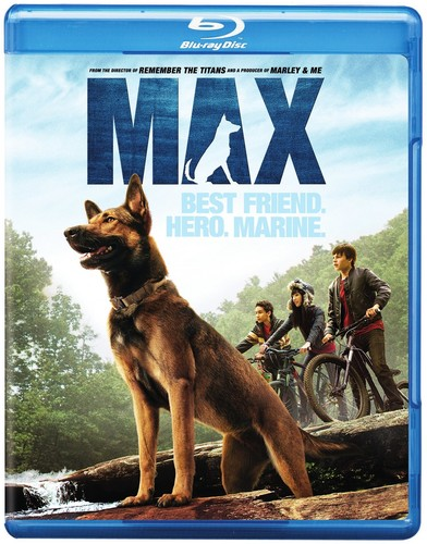 Max [UltraViolet] [Blu-ray/DVD] [2 Discs]