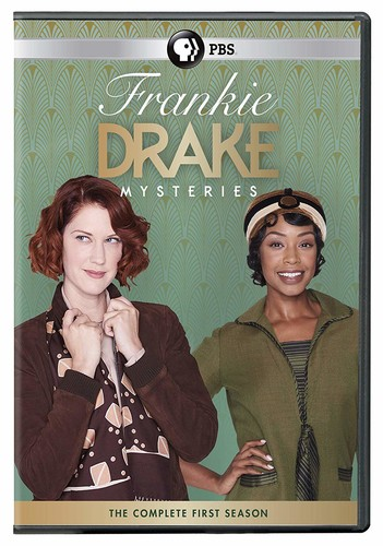 Frankie Drake Mysteries: The Complete First Season