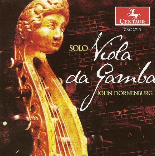 Solo Viola Da Gamba