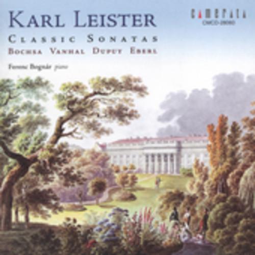 Karl Leister Plays Classic Sonatas