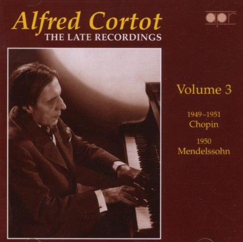 Late Recording 3 1949-1951/ 1950