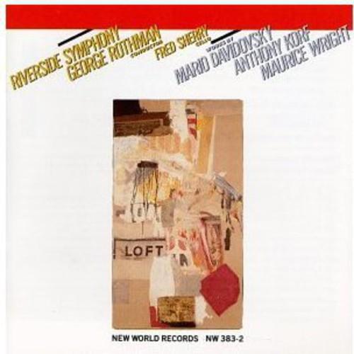 Davidovsky / Korf / Wright / Rothman / Sherry-Divertimento / Symphony 2 / Night Scenes