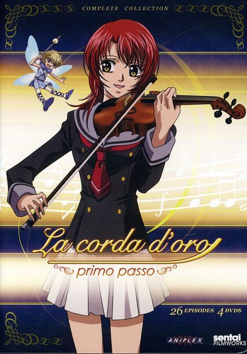 La Corda D'oro Primo: Passo Complete Collection