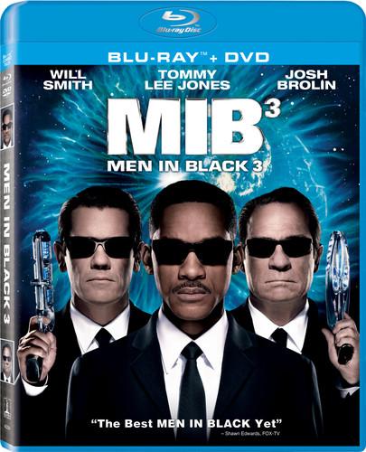 Men in Black 3 [2 Discs] [UltraViolet] [Blu-ray/DVD]