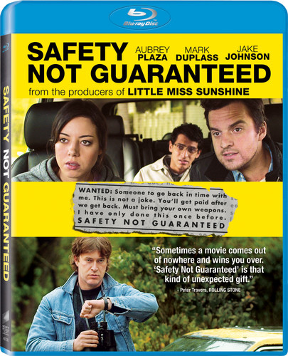 Safety Not Guaranteed [Blu-ray] [UltraViolet]
