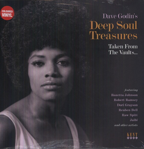 Dave Godin's Deep Soul Treasures /  Various [Import]