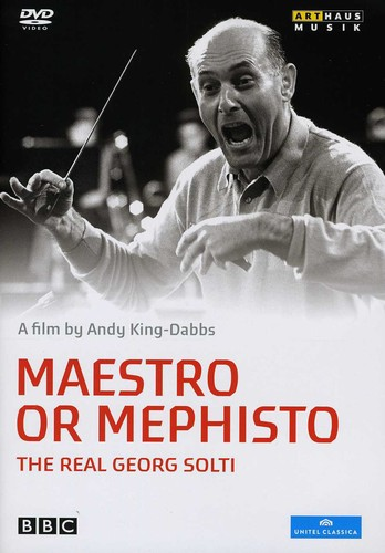 Maestro or Mephisto: Real Georg Solti