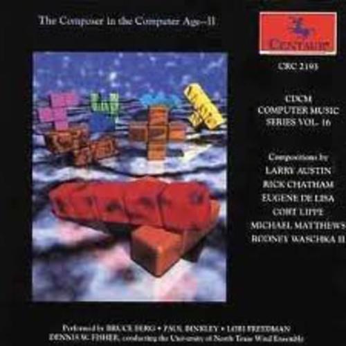 CDCM Computer Music 16 /  Various