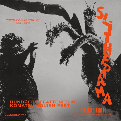 Slitherama 3: Psychedelic Tokyo 1966-1969 /  Various