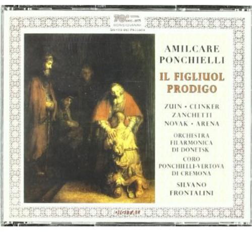 II Figliuol /  Melodramma in 4 Atti