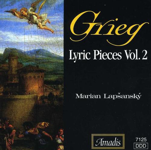 Lyric Pieces 2