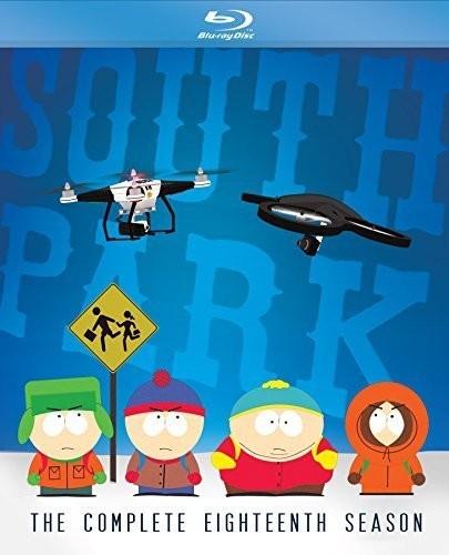 South Park: The Complete Eighteenth Season