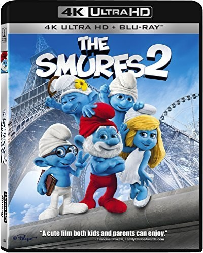 Smurfs 2 [4K Ultra HD Blu-ray/Blu-ray]