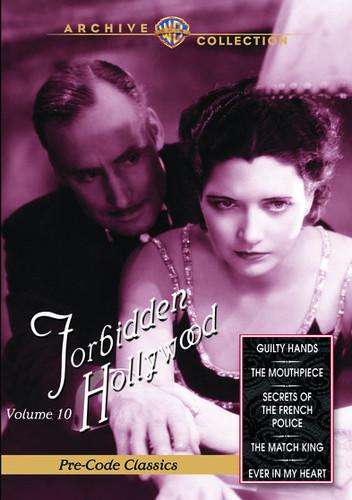 Forbidden Hollywood Collection: Volume 10