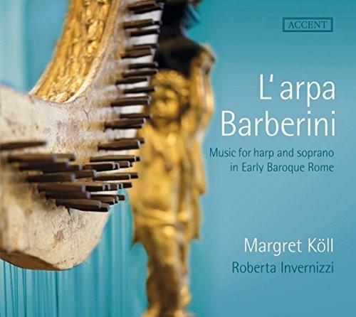 Harp & Soprano Early Baroque Rome
