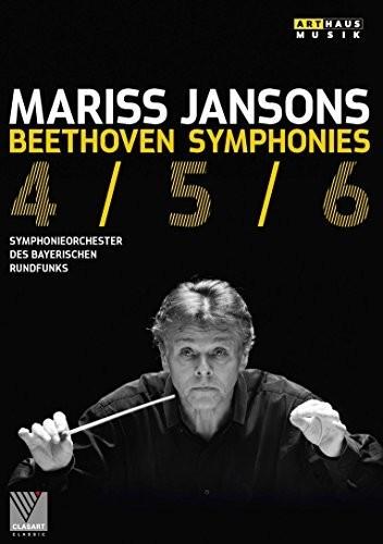 Beethoven: Symphonies Nos. 4-6