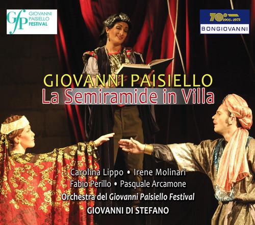 Giovanni Paisiello: La Semiramide in Villa