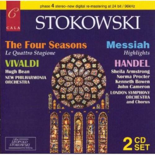 Four Seasons /  Messiah: Vivaldi-Handel