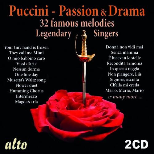 Puccini: Romance & Drama