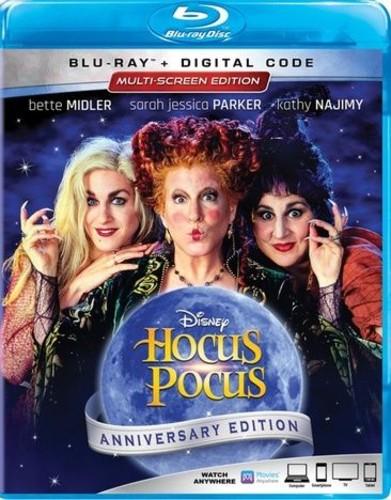 Hocus Pocus [25th Anniversary Edition] [Blu-ray]