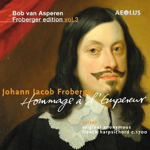 Johann Froberger Edition 3