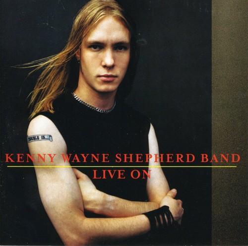 Kenny Wayne Shepherd-Live On