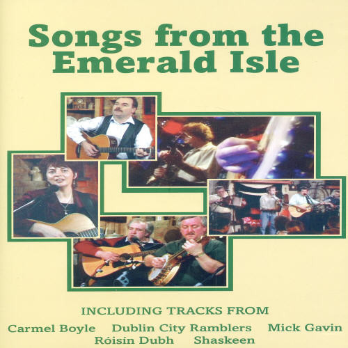 Songs from the Emerald Isle [Import]